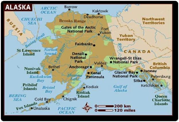 Alaskan Pääkaupunki