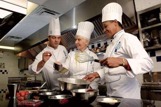 three cooks